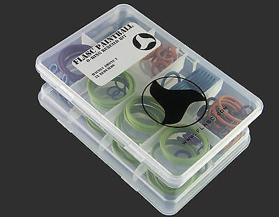 Macdev Drone 2 5x color coded o-ring kit by Flasc Paintball