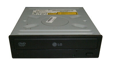 Lector DVD interno de color negro SATA