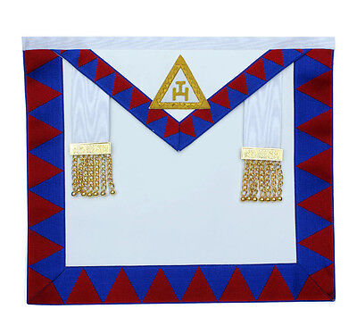 BRAND NEW Masonic Regalia Royal Arch Companion Apron - TOP QUALITY