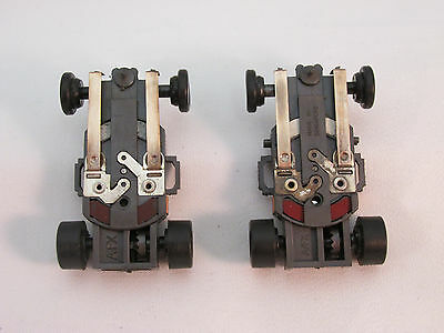 Aurora Afx 2 Magnatraction Chassis ~ 5 Ohms ~ High Perf ~ New Tires ~Tuned/oiled