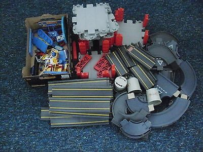 matchbox playset track, odds and ends (NO CARS)