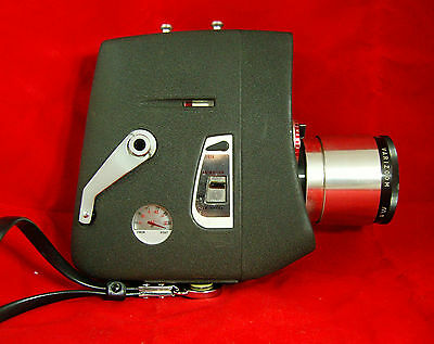 Vintage Bell And Howell Zoom Master Movie Camera