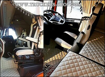 Iveco Highway Leatherette Floor Set [Truck Parts & Accessories]