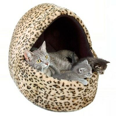 Trixie Leo Cuddly Cave Bed For Cat or KKitten 3626
