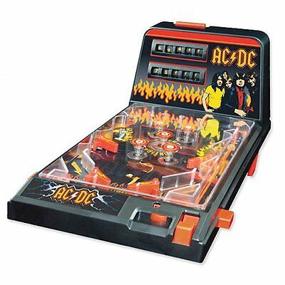 ACDC Tabletop Electronic Pinball