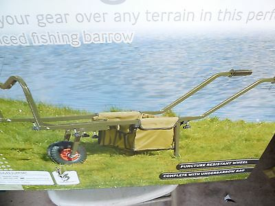 Crane fishing barrow (carp, pike, barbel tackle accessories)
