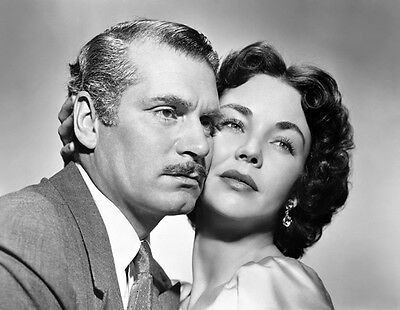 Jennifer Jones and Laurence Olivier UNSIGNED photo - H2074 - Carrie