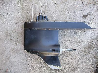 Force Outboard Lower unit gearcase complete 85 90 120 125- freshwater nice LQQK!