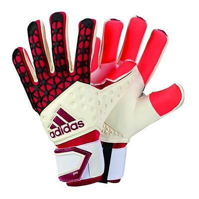 adidas ACE Zones Pro Torwarthandschuh Rot Weiss