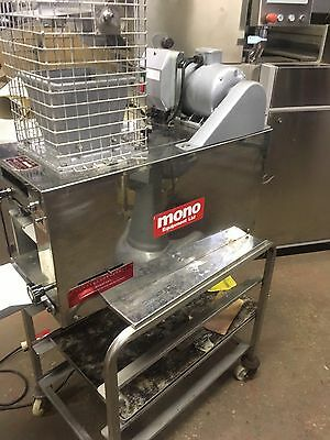 """1x Mono 6"""" Stainless Steel Bread Moulder  ( Refurbished  ) Bakery Equipment"""