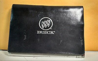 2000 buick regal owners manual with binder 16 00 picclick rh picclick com 2000 buick regal owner's manual 2000 buick regal owner's manual