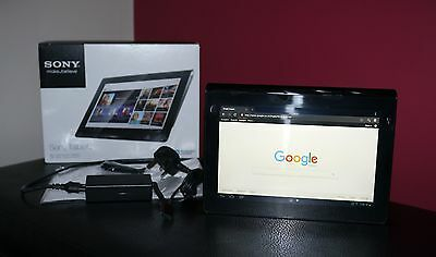 Sony Tablet S SGPT111 16GB Wi-Fi 9.4 inch Black Android SGPT111GB/S