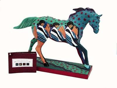 Retired! Trail Of Painted Ponies: ~Caballito~ #1E/6047 Box W/tag #1525