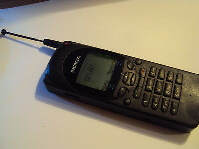 RETRO COLLECTIBLE  Nokia  2110, 2110i  NHE-4NX MOBILE PHONE GSM900 WORKING