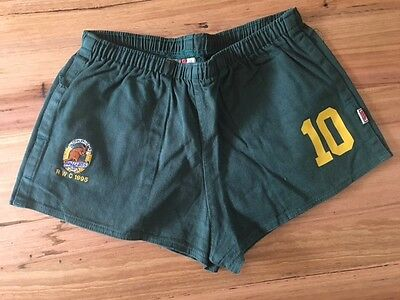Rugby World Cup 1995 - Game Used Shorts worn by Michael Lynagh (Free P&H)