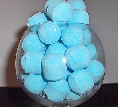 10 Bath Bombs Lavender BLUE Foot Soak Bathing Wedding baby shower Christmas Gift