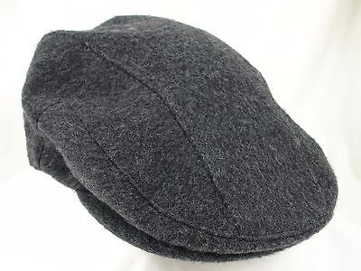 934bb132fc2 ORVIS CABBIE CAP Newsboys Patchwork Pure New Wool Made in Ireland ...