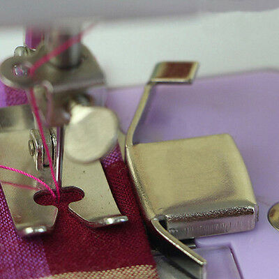 New Magnetic Seam Guide Domestic Sewing Machine Foot For Singer Janome Brother~~