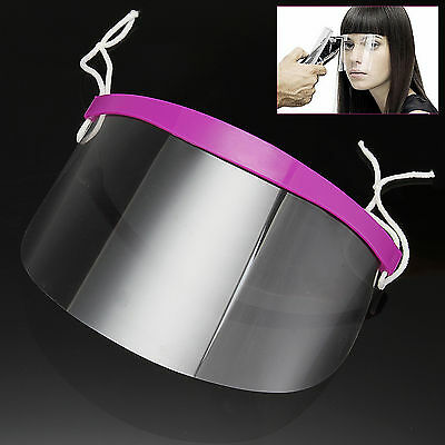 Barber Salon The Disposable Face Shield For Hairdressing Dye Bangs paste Tool