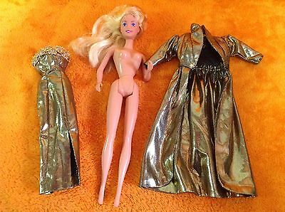 Kenner Barbie Doll Miss America - Blonde 1991 Pretty Evening Gown