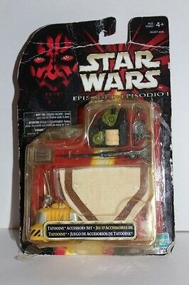 Star Wars Episode 1 - Tatooine Accessory Set
