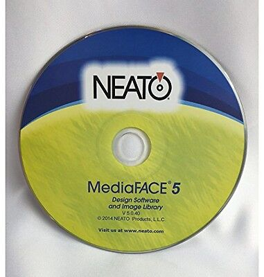 Neato Mediaface 5 Labeling Software - CD Labels - DVD Labels - Full Sheet Labels