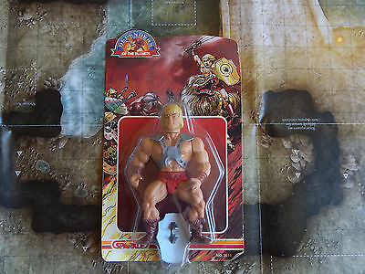 Defenders of the Planets Orion MOC Sparkle MOTU KO