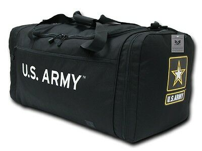 US Army STRONG STAR Outdoor Duffle Travel Bag Deluxe Sport Tasche Reisetasche
