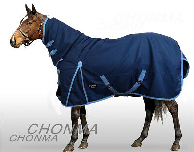 CHONMA   600D  250G  Winter  Waterproof  Breathable  Turnout  Horse  Rug