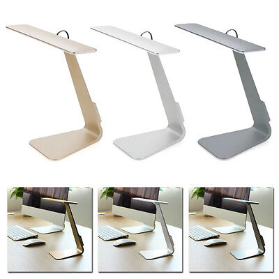 USB Rechargeable Touch Sensor Dimmable LED Light Desk Table Reading Study Lamps