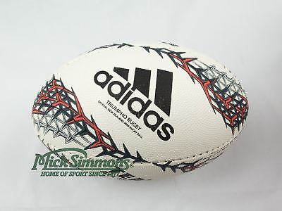 NEW All Blacks Official Championship Rugby Ball by adidas