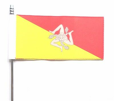 Italy Sicily Ultimate Table Flag