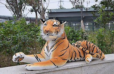 67'' Huge Giant big Plush Stuffed Tiger Emulational Toys Animals gift Life Size