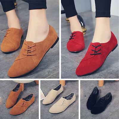 Women Flats Slip On Ballet Shoes Comfort Casual Single Boat Ankle Shoes Loafers