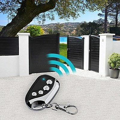 Universal Replacement Garage Gate Door Cloning Remote Control Key Fob 433.92mhz