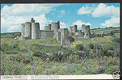Wales Postcard - Kidwelly Castle  RT2109