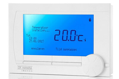 CR REMEHA ISENSE RAUMTHERMOSTAT DIGITAL LCD THERMOSTAT  REGLER Combi 28c S101785