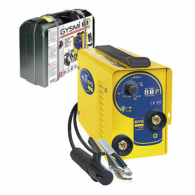 GYS GYSMI 80P 80A MMA/ Arc and Stick Welder NEW 240v