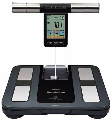 Omron KARADA Scan Body Composition & Scale | HBF-601 (Japanese Import)