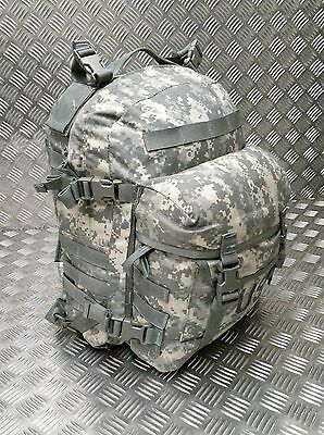 Genuine US Military ACU Digi Camo 3 Day Molle Back Pack / Bug Out Patrol Bag