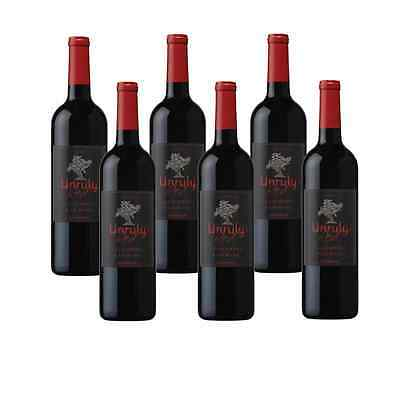 Unruly Red Californian Wine (Case of 6 Bottles)