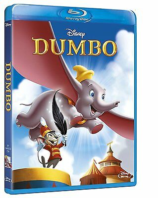 Dumbo (Blu-Ray Disc) (Classici Disney)
