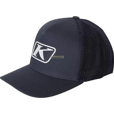 2017 Klim Icon Snap Back Hat - Navy