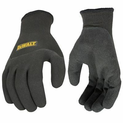 DeWalt DPG737 Thermal Work Glove with 3/4 Dipped Micro Foam Palm