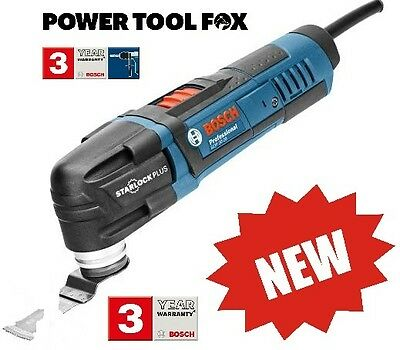 240V Bosch GOP 30-28 Mains Electric Multi Function Tool 0601237071 3165140842679