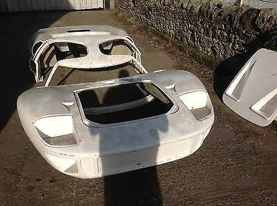 Ford GT40,unfinished project kitcar,collectors,American,Classic Hotrod Cars