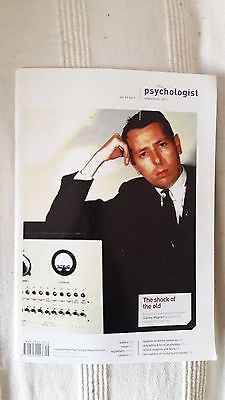 """The Psychologist (Sept 2011) """"The Shock of Old"""""""
