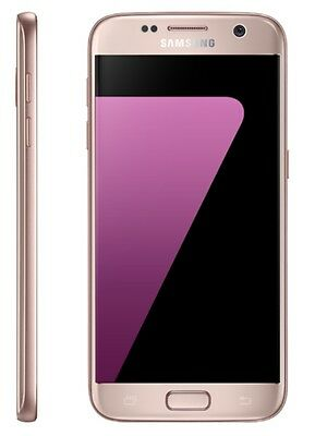 "Original Samsung S7 G930 Dummy Phone pink-gold ""NEU"""