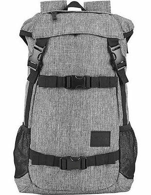 2acac1633 NIXON LANDLOCK SE Backpack Black/Gray NEW - $59.99 | PicClick