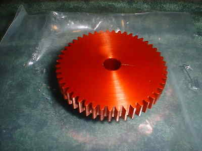 NEW Precision Frelon Coated Spur Gear 48-Tooth - 32 D.P. 20^P.A. (11637)